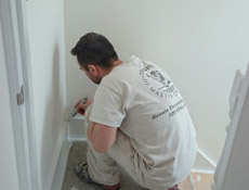 Painters and decorators Chelsea SW3 no 2