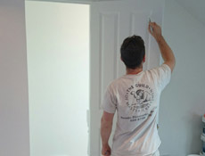 Painters and decorators Barnes SW13 no 4